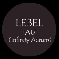 LEBEL IAU ( Infinity Aurum)