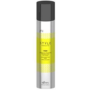 STYLE Perfetto Защитный лак для волос сильная фиксация, 400мл