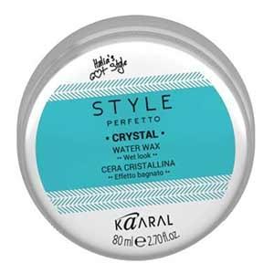 STYLE Perfetto Воск для волос с блеском 80мл