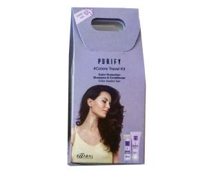 Purify-Colore дорожный набор ( шамп100 мл + конд75 мл )
