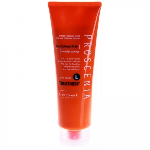 Маска по уходу за волнистыми волосами PROSCENIA TREATMENT L, 240мл