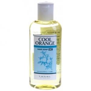 Шампунь для волос COOL ORANGE HAIR SOAP ULTRA COOL, 200мл
