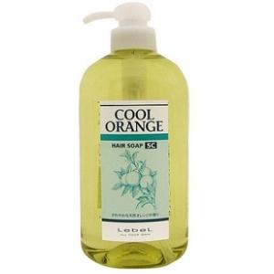 Шампунь для волос COOL ORANGE HAIR SOAP SUPER COOL, 200мл