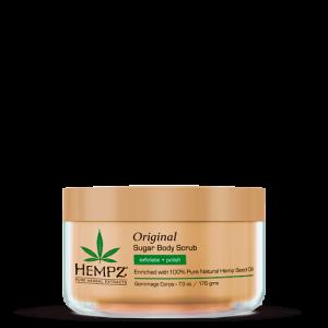 Скраб для тела Оригинальный / Original Herbal Sugar Body Scrub (176g)