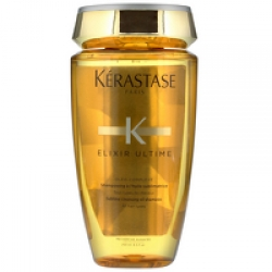 Kerastase Elixir Ultime Sublime Cleansing Oil Shampoo - Шампунь-ванна Эликсир Ультим 250 мл