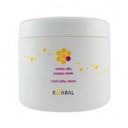 Kaaral Питательный крем д/ волос с пчелиным маточным молочком 500мл