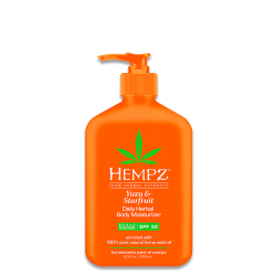 Крем для лица солнцезащитный увлажняющий Юдзу и Карамбола SPF 30 / Yuzu & Starfruit Daily Herbal Fac