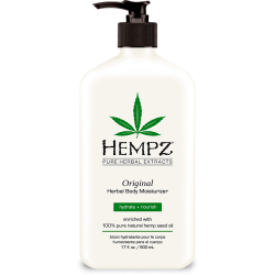 Молочко для тела увлажняющее Оригинальное / Original Herbal Body Moisturizer (500ml)