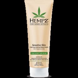 Гель для душа Чувствительная кожа / Sensitive Skin Calming Herbal Body Wash (250ml)