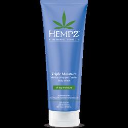 Гель для душа - Тройное увлажнение / Triple Moisture Herbal Body Wash (250ml)