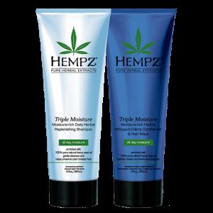 Кондиционер Тройное увлажнение / Triple Moisture Replenishing Shampoo (265ml)
