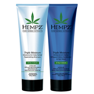 Шампунь Тройное увлажнение / Triple Moisture Replenishing Shampoo (265ml)